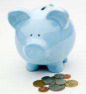 Oszczędności, skarbonka
