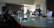 spotkanie w sali konferencyjnej